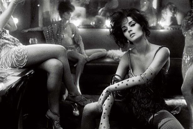 Katy Perry Covers Interview Magazine March 2012