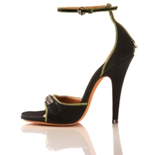 Guillaume Hinfray Spring/Summer 2012 Shoes