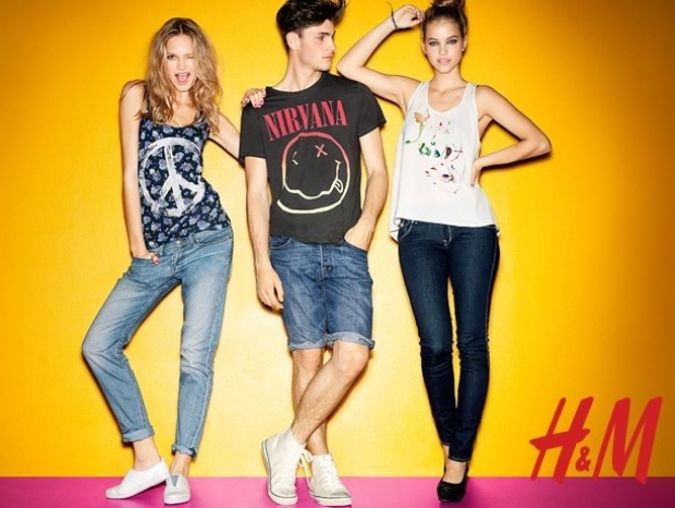 H&M Perfect Prints Spring/Summer 2012