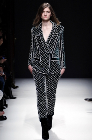 Balmain Fall 2012 RTW Collection