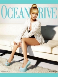 Nicole Richie Talks Fashion and Family with Ocean Drive March 2012