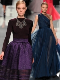 Christian Dior Fall 2012 RTW Collection