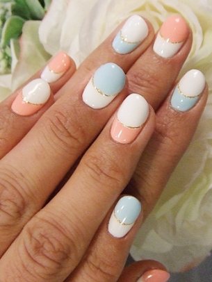 Brilliant Nail Art Ideas 2012