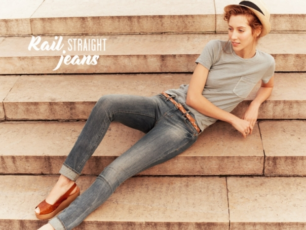 Madewell Denim March 2012 Catalog