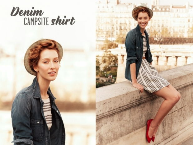 Madewell Denim We Love You 2012 Lookbook
