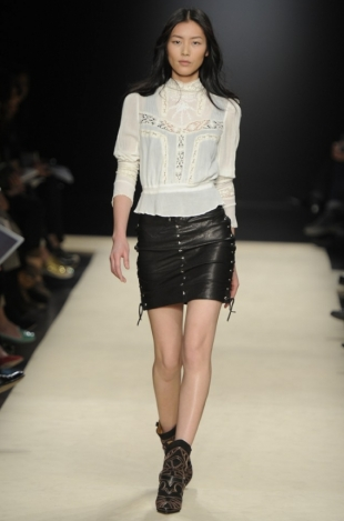 Isabel Marant Fall 2012 RTW Collection