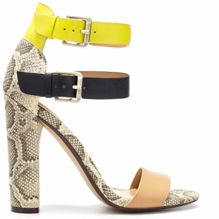 Zara Spring/Summer 2012 Shoes