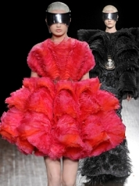 Alexander McQueen Fall 2012 RTW Collection