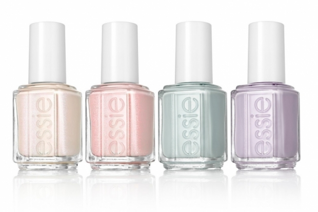 Essie Wedding Nail Polishes for Spring 2012