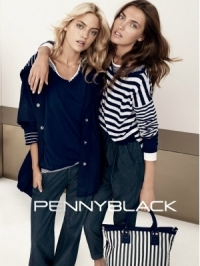 Penny Black Spring/Summer 2012 Ad Campaign