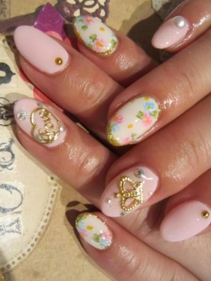 Fun Nail Art Ideas 2012