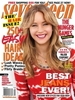 Jennifer Lawrence Covers Seventeen April 2012