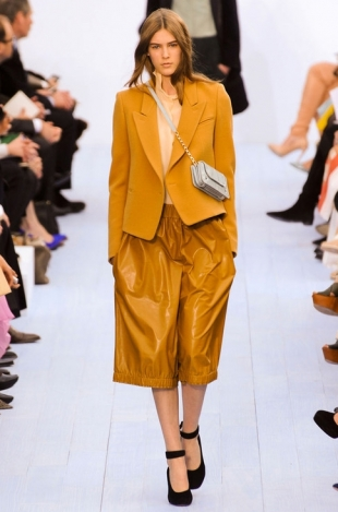 Chloé Fall 2012 RTW Collection