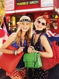 Accessorize Spring/Summer 2012 Lookbook