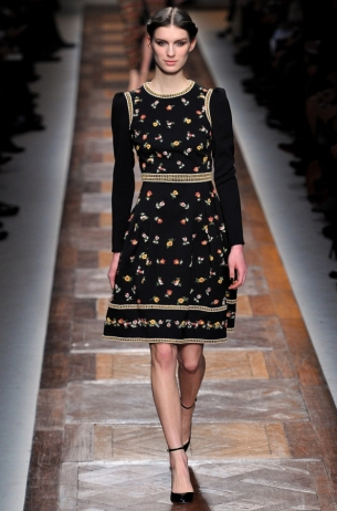 Valentino Fall 2012 RTW Collection