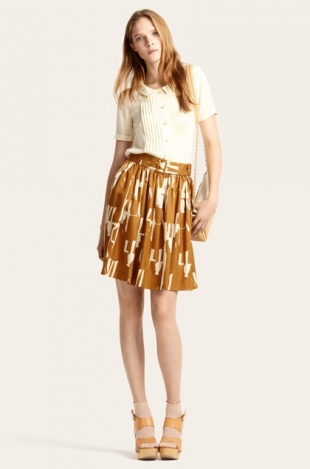 Orla Kiely Spring/Summer 2012 Lookbook