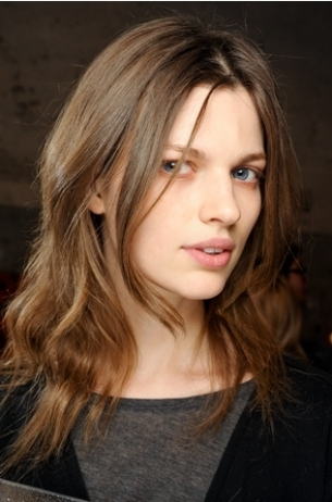 fall 2012 runway hairstyle trends