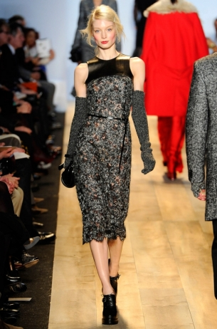 Michael Kors Fall 2012 RTW Collection