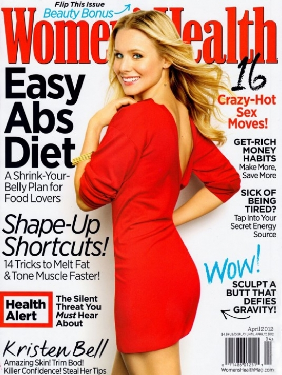 Kristen Bell Talks Healthy Eating with Women