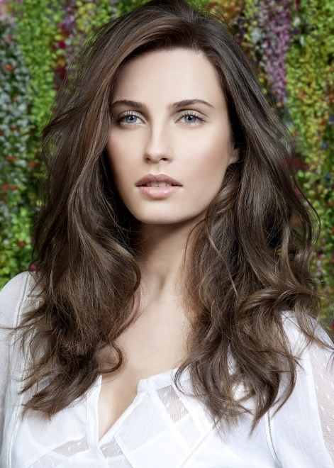 Easy-to-Wear Long Hairstyle Ideas