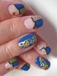 Super-Cute Spring Nail Art Ideas