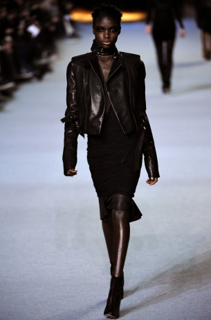 Kanye West Fall 2012 RTW Collection