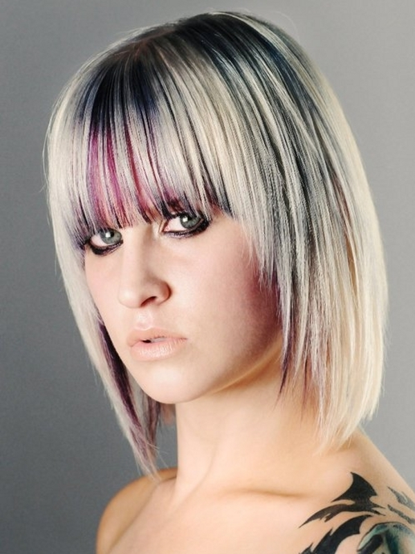 Trendy Hair Highlights Ideas 2012