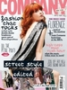 Florence Welch Covers Company April 2012