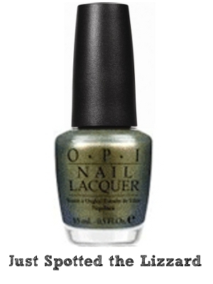 OPI The Amazing Spiderman Nail Polish Collection