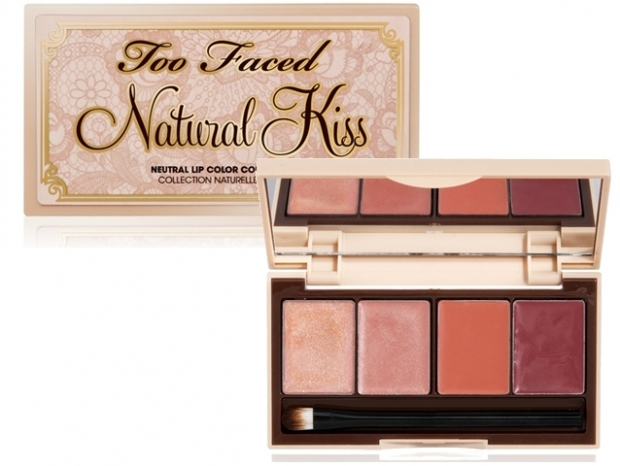 Too Faced Spring 2012 Natural Lip Palette