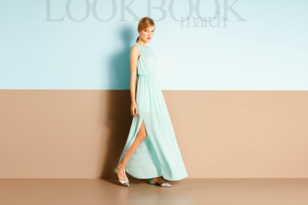 Massimo Dutti March 2012 Lookbook