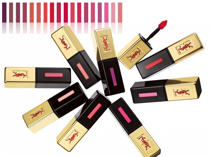 Yves Saint Laurent Rouge Pur Couture 2012 Lip Stain