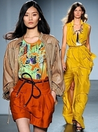 Matthew Willliamson Spring 2012 Collection