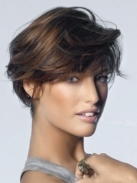 New Season Short Haircut Trends 2012