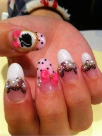2012 Stylish Nail Art Designs