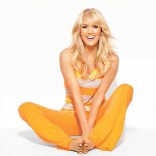 Carrie Underwood Covers Self April 2012