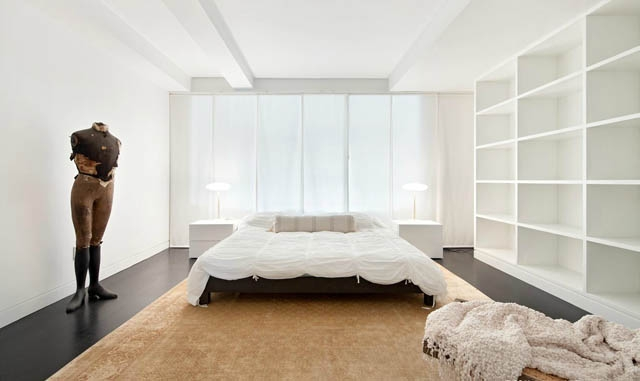 Karl Lagerfeld Selling His New York Apartment.
