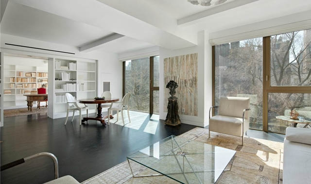 Karl Lagerfeld Selling His New York Apartment