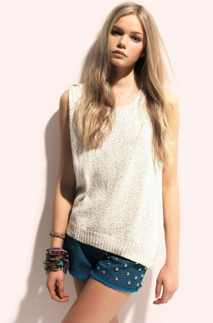 Pull & Bear Lazy Summer 2012 Lookbook