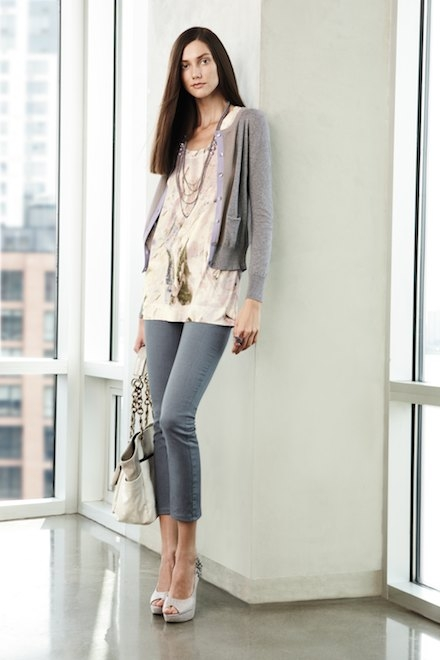 Simply Vera By Vera Wang For Kohl S Spring 2012 Lookbook