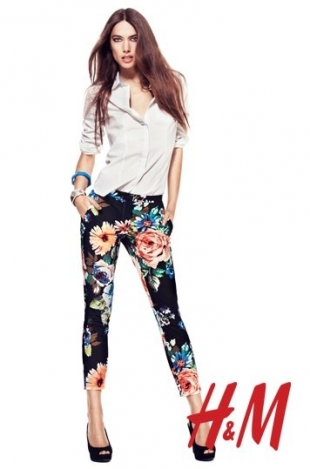 H&M The Pants Collection 2012