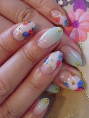 Lovely Nail Art