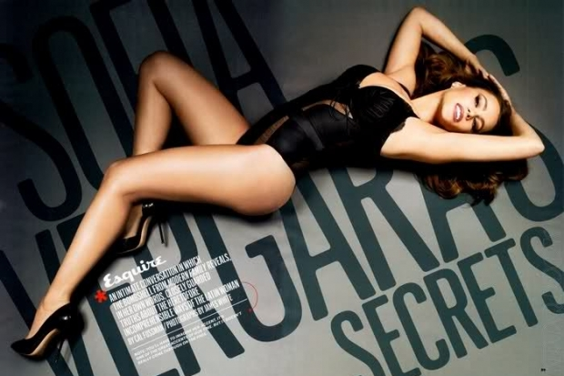 Sofia Vergara Esquire 2012 Photos