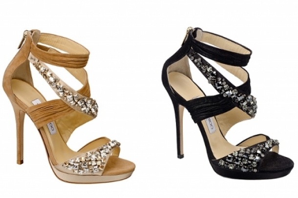 Jimmy Choo Pre-Fall 2012 Shoes