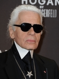 Karl Lagerfeld Reveals Weird Daily Routine