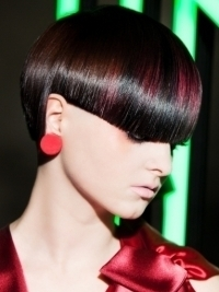 On Trend Short Haircut Ideas 2012