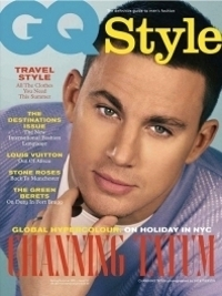 Channing Tatum Talks Stripper Past with GQ Style UK
