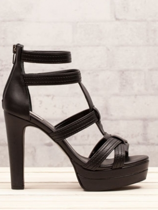 Stradivarius Spring/Summer 2012 Shoes