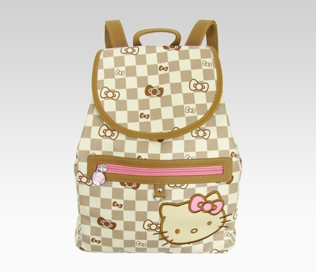 99b4464ae7ed 2012 Hello Kitty Checkered Travel Accessories Collection.