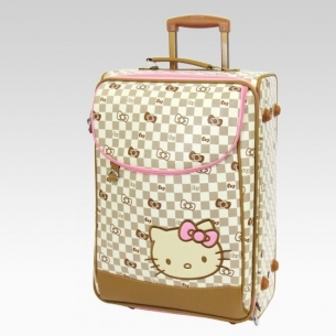 2012 Hello Kitty Checkered Travel Accessories Collection